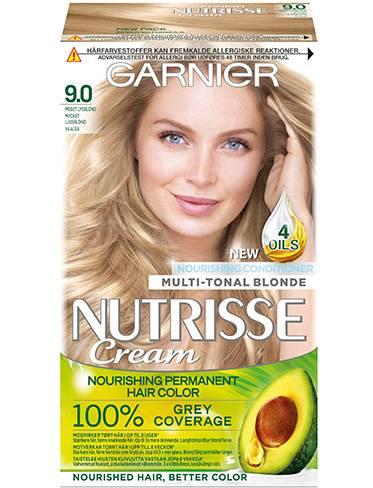Nutrisse Hårfarge Farger